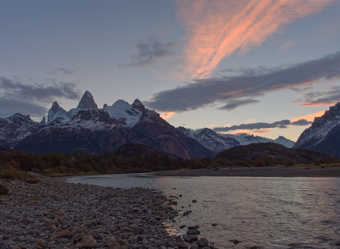 how to get to fitz roy patagonia